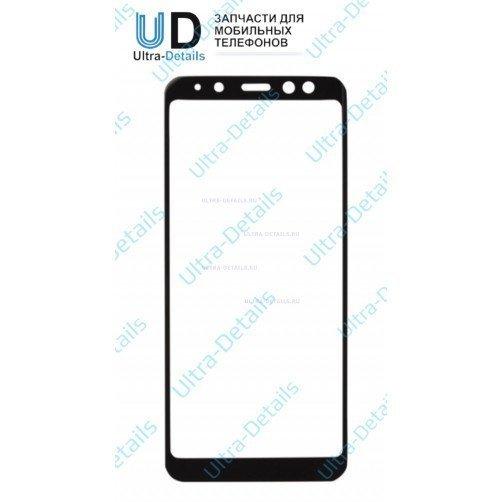 Защитное стекло для Samsung J530 (J5 2017) (черный)