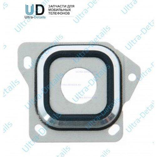 Стекло камеры для Samsung A300 черный