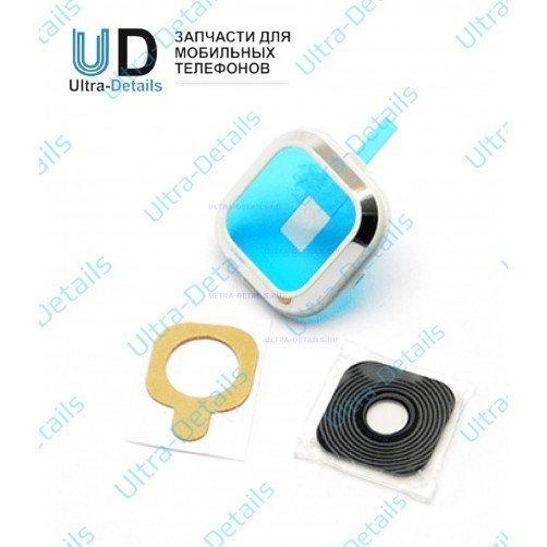 Стекло камеры для Samsung A500 (белый)