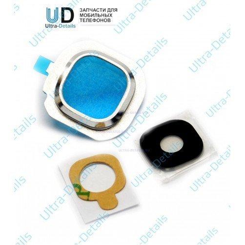 Стекло камеры для Samsung J710 белый