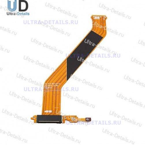 Шлейф для Samsung P5100, P5110 плата системный разъем, микрофон
