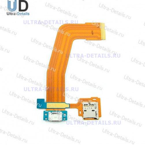 Шлейф для Samsung T800, T805 на системный разъем, разъем MMC