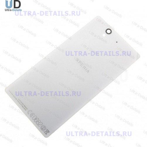 Задняя крышка для Sony C6603 (Z) (белый)