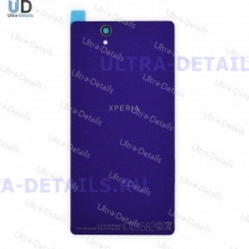 Задняя крышка для Sony C6603 (Z) (фиолетовый)