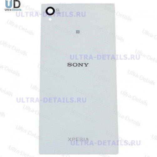 Задняя крышка для Sony C6903 (Z1) (белый)