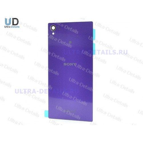 Задняя крышка для Sony C6903 (Z1) (фиолетовый)