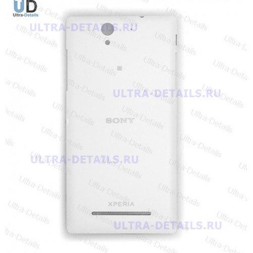 Задняя крышка для Sony D2533, D2502 (C3, C3 Dual) (белый)