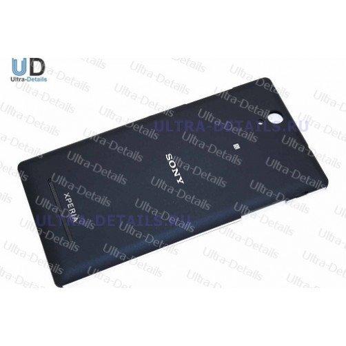 Задняя крышка для Sony D2533, D2502 (C3, C3 Dual) (черный)