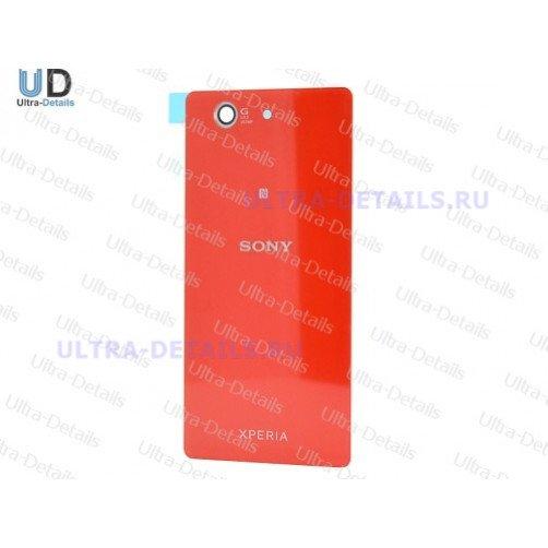 Задняя крышка для Sony D5503 (Z1 Compact) (красный)
