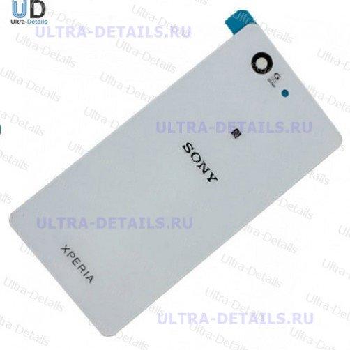 Задняя крышка для Sony D5803 (Z3 Compact) (белый)