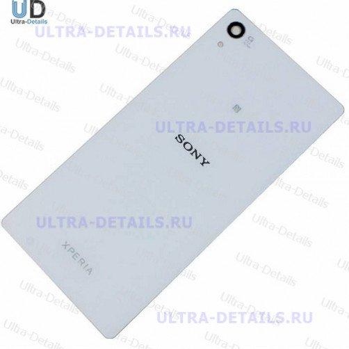 Задняя крышка для Sony D6503 (Z2) (белый)