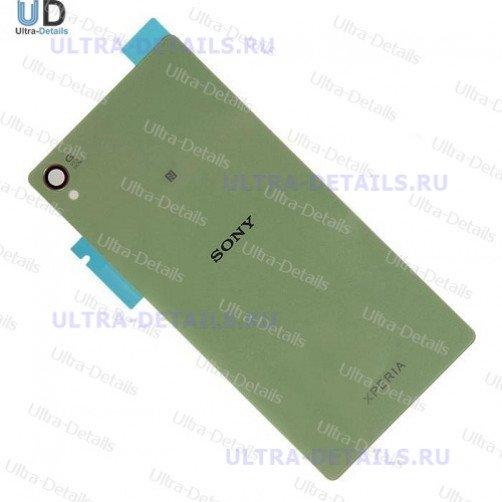 Задняя крышка для Sony D6603 (Z3) (зеленый)