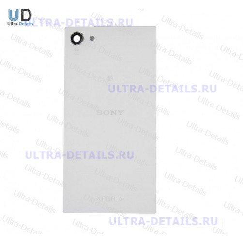 Задняя крышка для Sony E5823 (Z5 Compact) (белый)