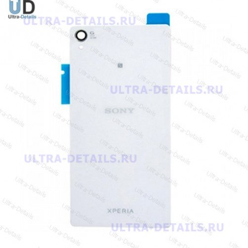 Задняя крышка для Sony E6553 (Z3+) (белый)