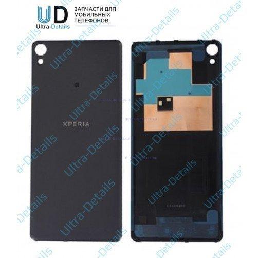 Задняя крышка для Sony F3111, F3112 (XA, XA Dual) черный