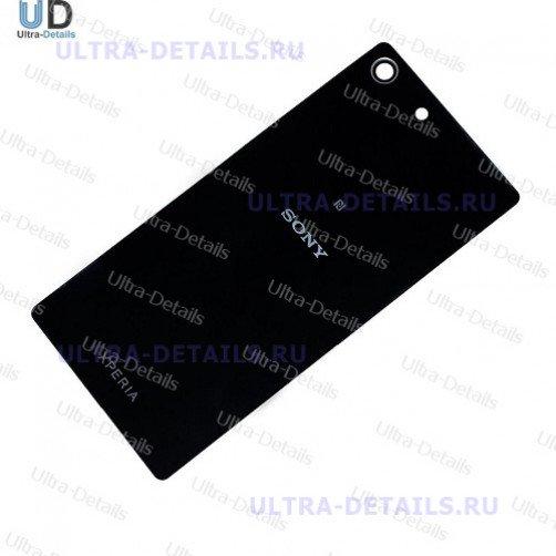 Задняя крышка для Sony M5 черный