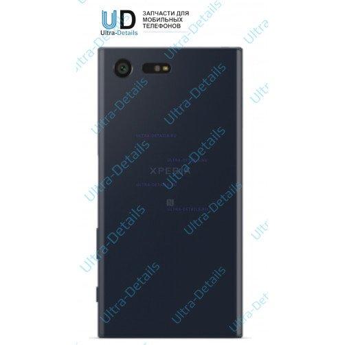 Задняя крышка для Sony X compact Черный