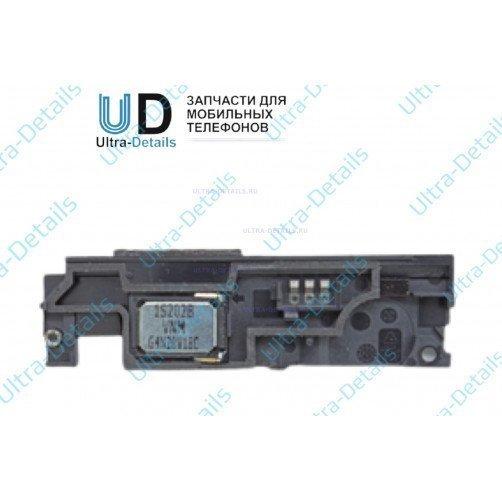 Звонок (buzzer) для Sony D2302 (M2 Dual) в сборе черный