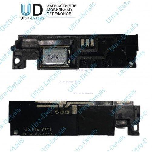Звонок (buzzer) для Sony E2303, E2312, E2333 (M4, M4 dual) в сборе черный