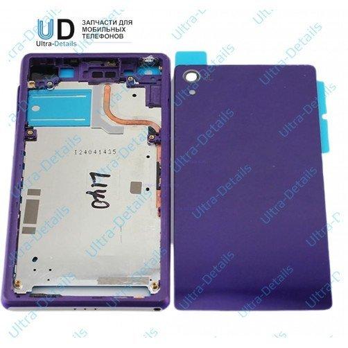 Корпус для Sony D6503 (Z2) фиолетовый