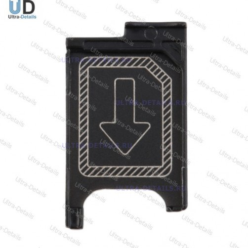 Сим.лоток для Sony Z3 compact
