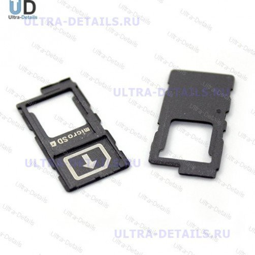 Сим.лоток для, флеш. Sony Z4, Z5, Z5 compact