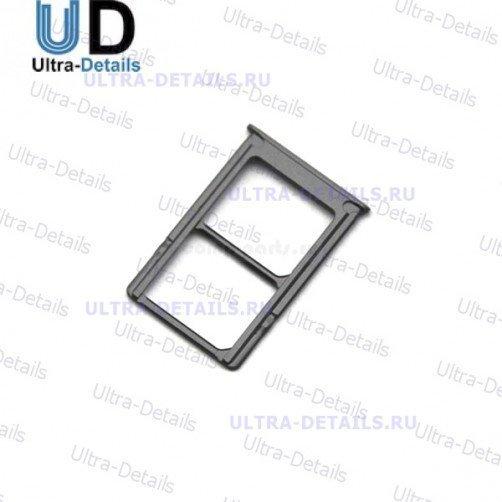 SIM Лоток для Xiaomi Mi5 черный