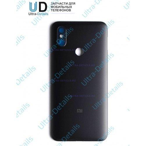Задняя крышка для Xiaomi Mi A2 черный