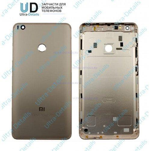 Задняя крышка для Xiaomi Mi Max золото