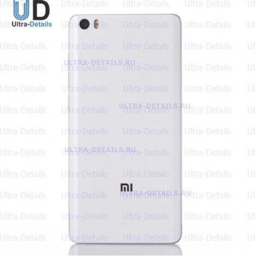 Задняя крышка для Xiaomi Mi Note белый