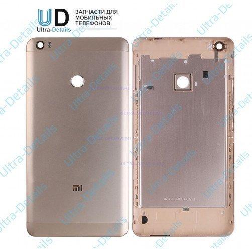 Задняя крышка для Xiaomi Mi Note золото