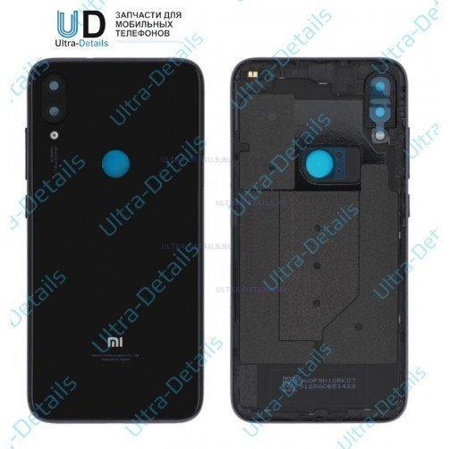 Задняя крышка для Xiaomi Mi Play черный