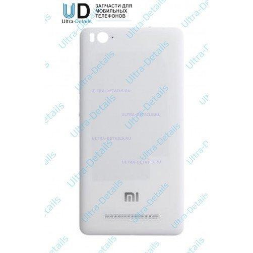 Задняя крышка для Xiaomi Mi4c (белый)