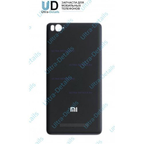 Задняя крышка для Xiaomi Mi4c (черный)