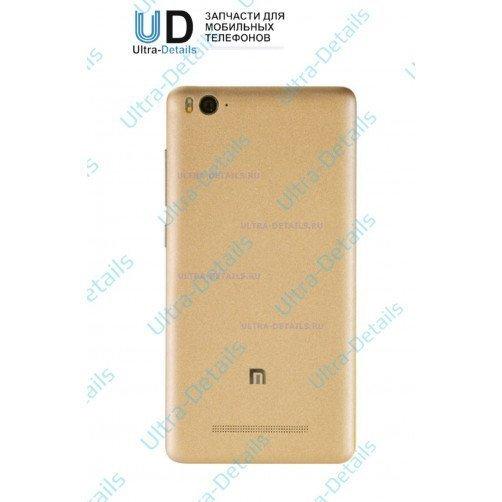 Задняя крышка для Xiaomi Mi4i (золотой)