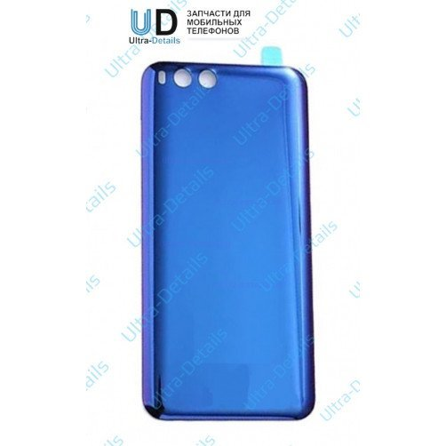 Задняя крышка для Xiaomi Mi6 голубой