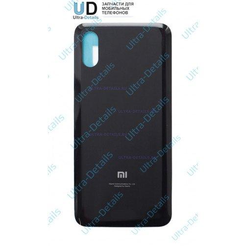 Задняя крышка для Xiaomi Mi8 Pro (черный)