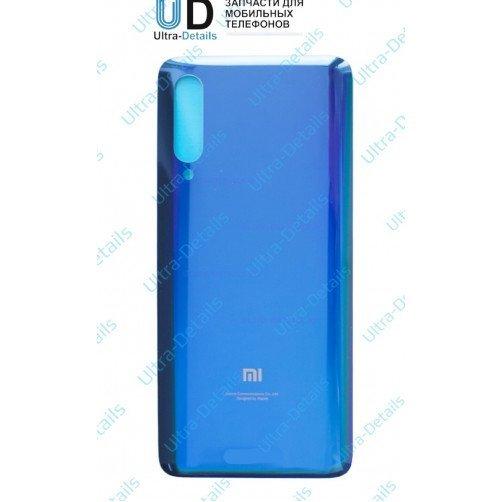 Задняя крышка для Xiaomi Mi9 Se (синий)