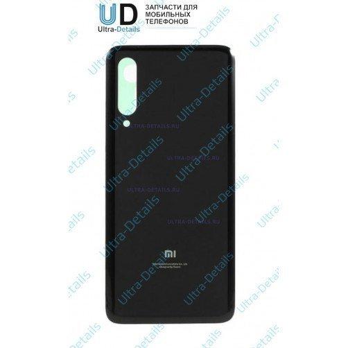 Задняя крышка для Xiaomi Mi9 Se (черный)
