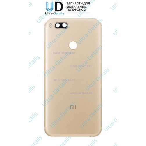 Задняя крышка для Xiaomi MiA1 Золотой