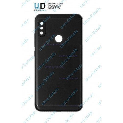 Задняя крышка для Xiaomi MiA2 Lite Черный