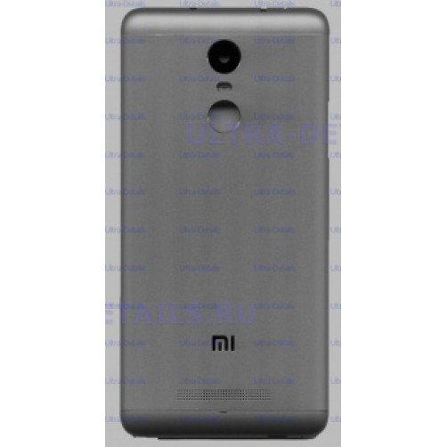 Задняя крышка для Xiaomi Redmi 3S серый