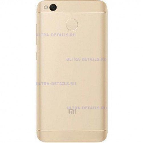 Задняя крышка для Xiaomi Redmi 4X (золотой)