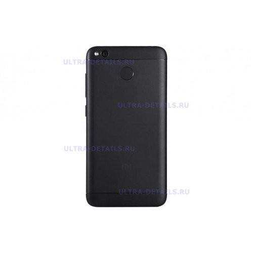 Задняя крышка для Xiaomi Redmi 4X (черный)