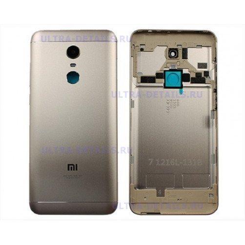 Задняя крышка для Xiaomi Redmi 5 Plus (золотой)