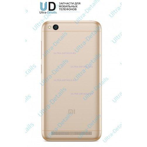 Задняя крышка для Xiaomi Redmi 5A (золото)