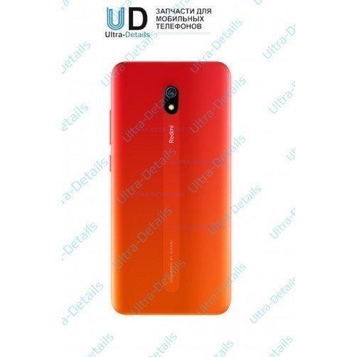 Задняя крышка для Xiaomi Redmi 8A (красный)