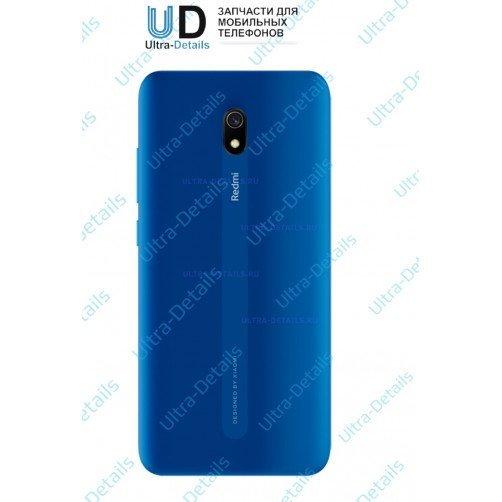 Задняя крышка для Xiaomi Redmi 8A (синий)