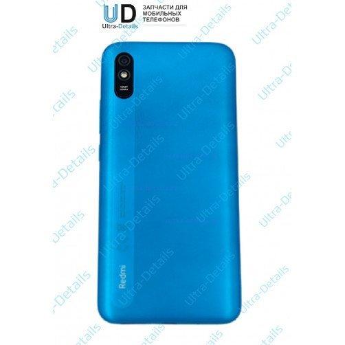 Задняя крышка для Xiaomi Redmi 9A (синий)