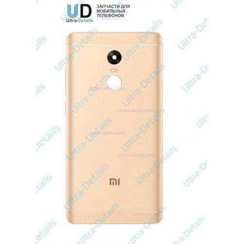 Задняя крышка для Xiaomi Redmi Note 4 золотой